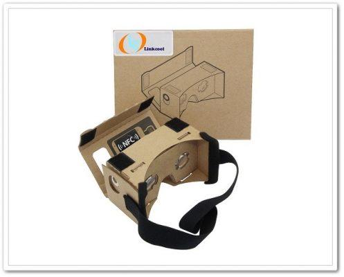 Linkcool Google Cardboard(グーグル・カードボード)3Dメガネ