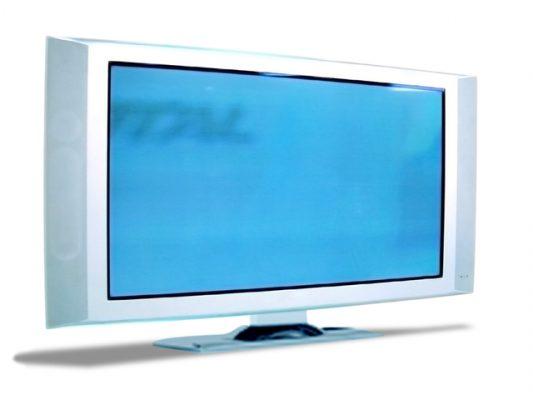 プラズマテレビのイメージ画像